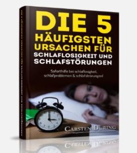 Ursachen für Schlaflosigkeit und Schlafstörungen