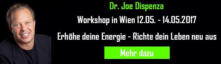 Dr. Joe Dispenza Workshop Wien