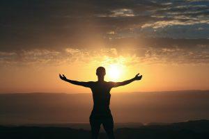glückliches leben führen
