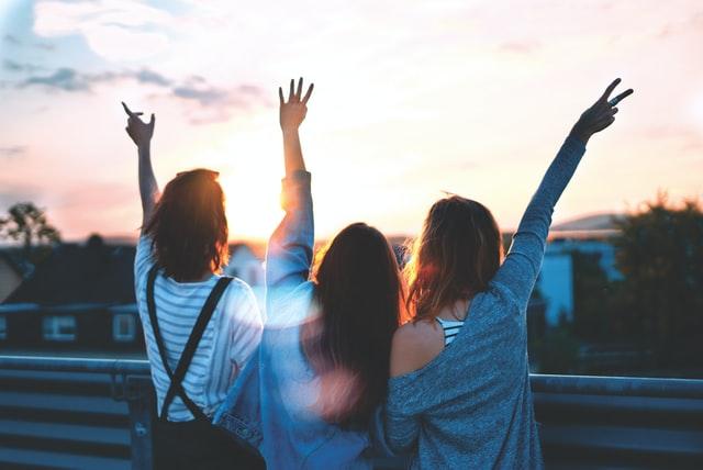 Bei der Auswahl deiner Freunde bist du wählerisch