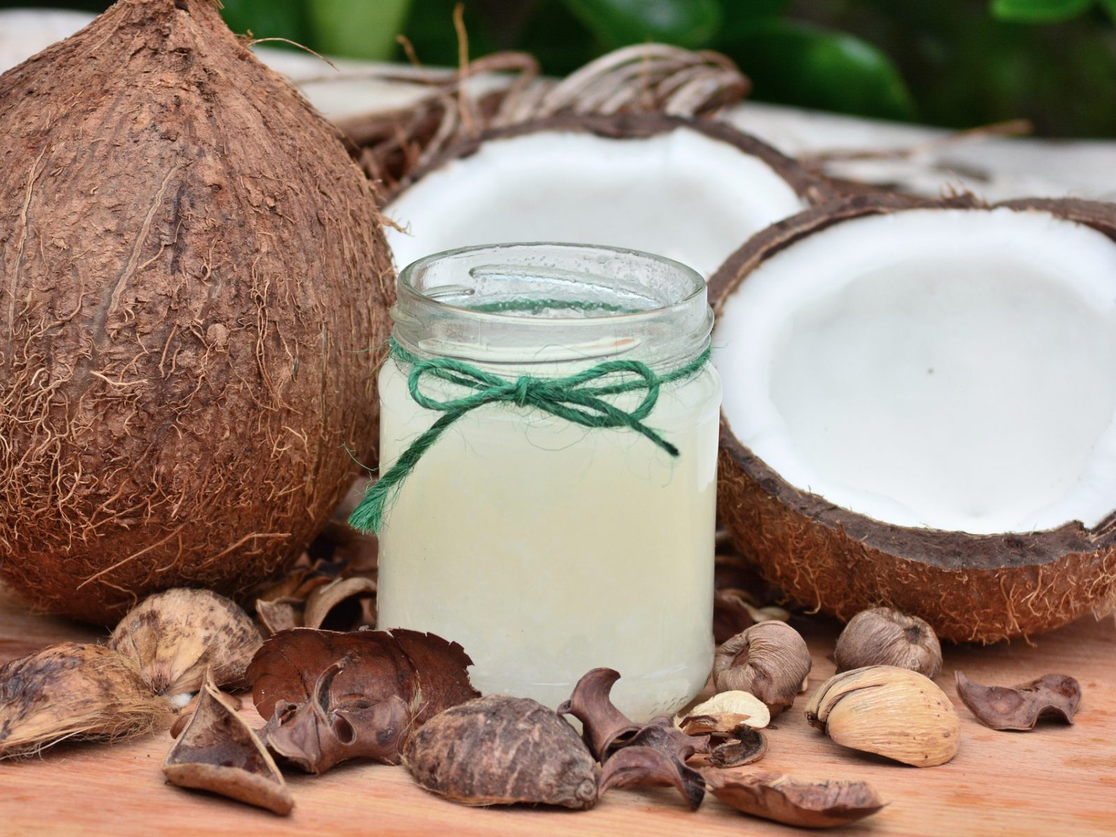 Kokosöl Superfood fürs Gehirn