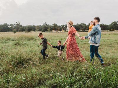 Was machen glückliche Familien anders