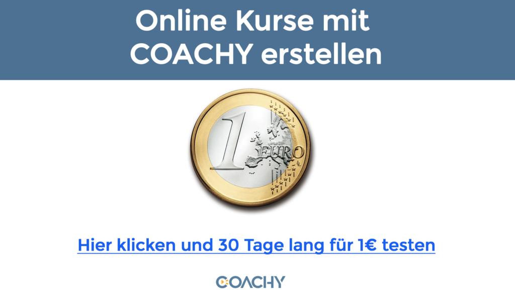 coachy 1 euro angebot