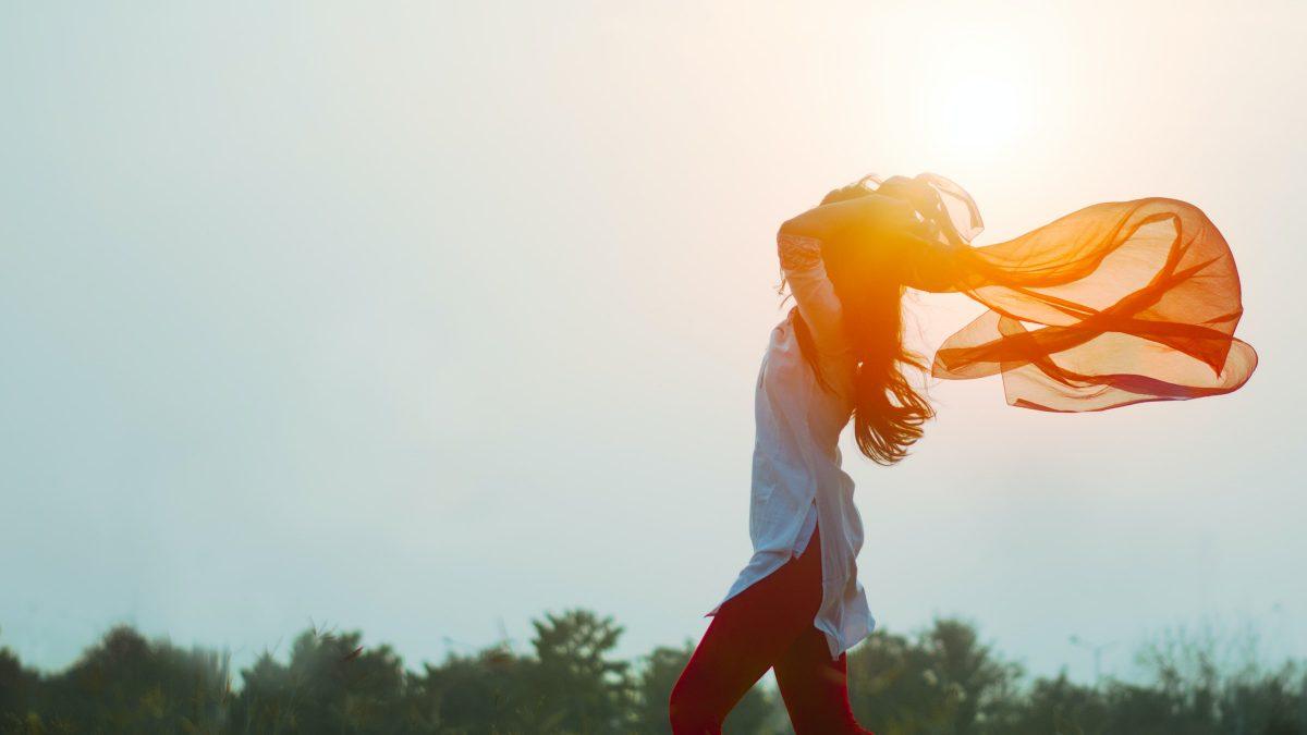12 Dinge, die Dir sofort Energie geben