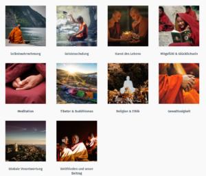 peacedays dalai lama 2019 themen ticket