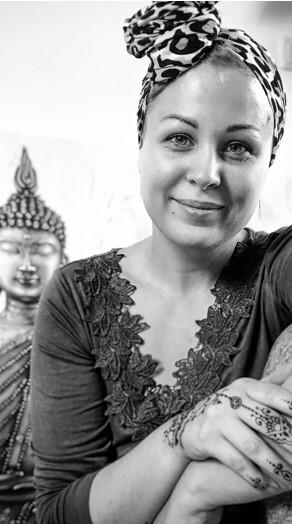 Sandra Balga Spiritueller Coach
