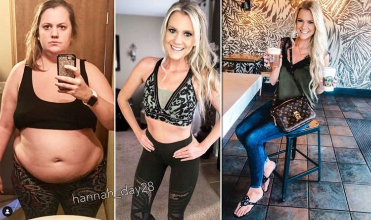 Hannah Day Body Transformation