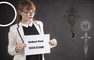toxische beziehung test
