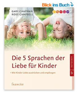 5 Sprachen der Liebe für Kinder