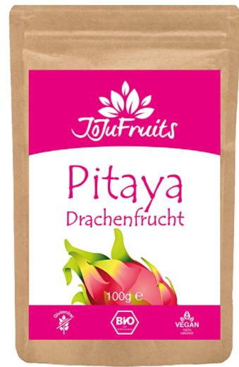 Drachenfrucht Pulver JoJuFruits