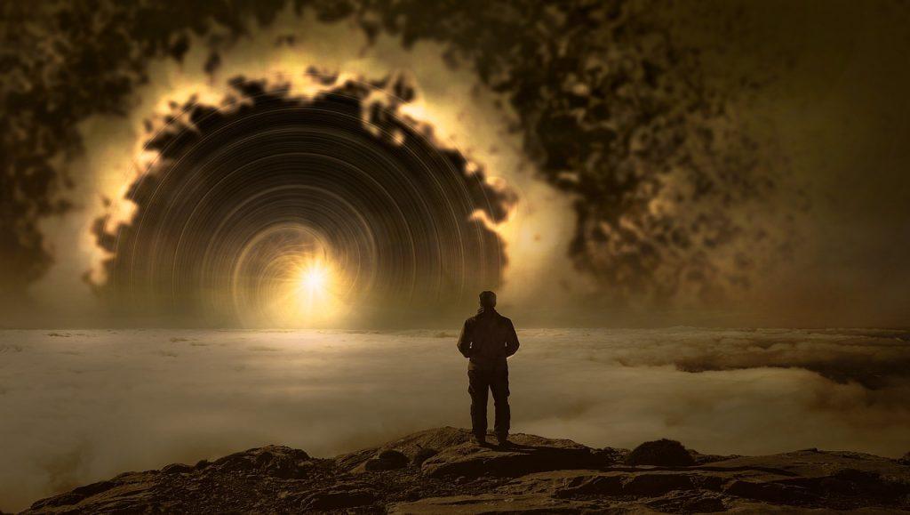 Nahtoderfahrungen tunnel