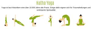 hatha yoga verkörperte Spiritualität