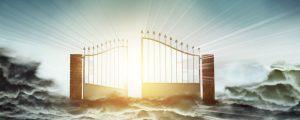 das Tor zur spirituellen Weisheit