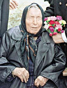 baba Vanga, bulgarische seherin