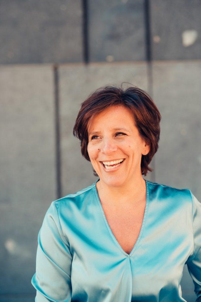 Daniela Kanoun Unternehmensberaterin