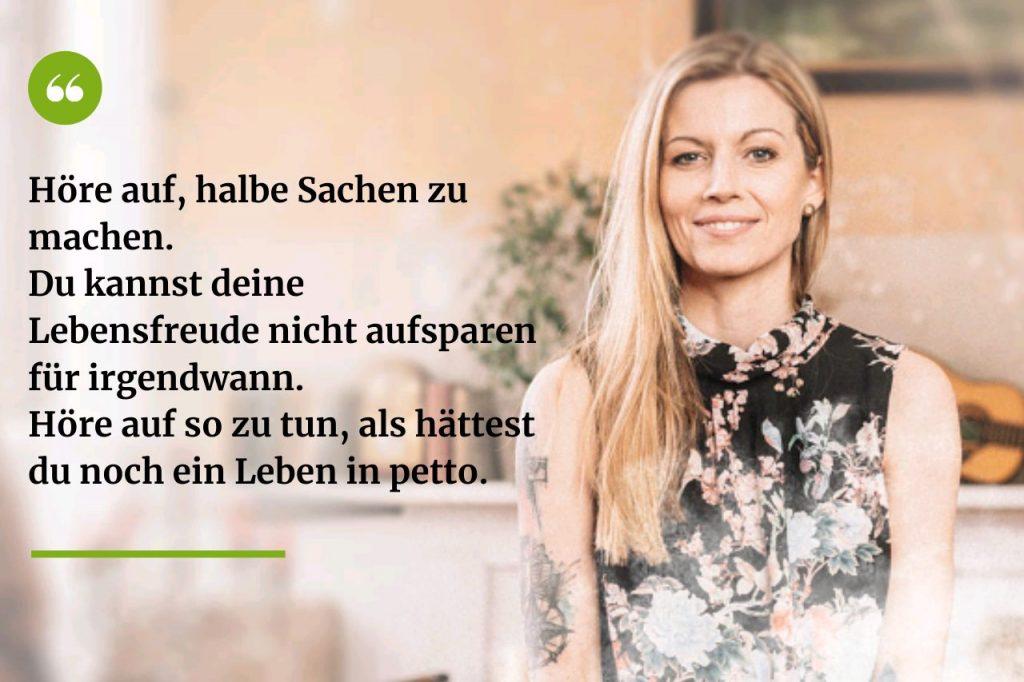 Nina Herzberg Jenseits Medium