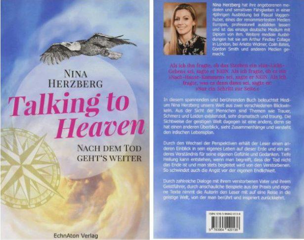 Talking to Heaven, Nach dem Tod geht's weiter, Nina Herzberg
