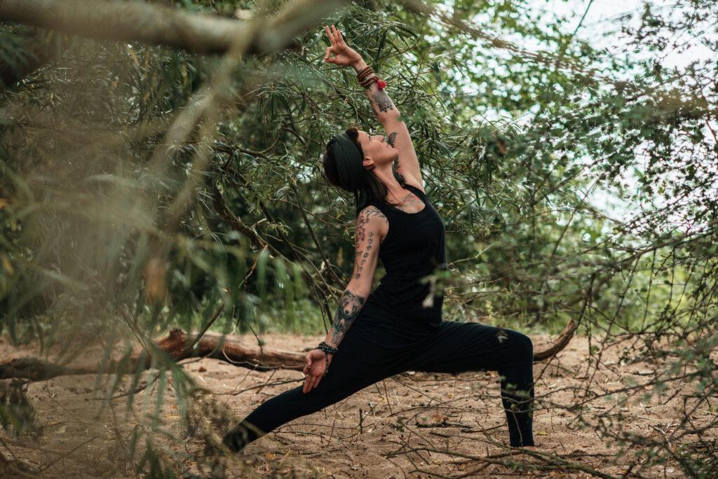 Lena Voith Yoga Coach