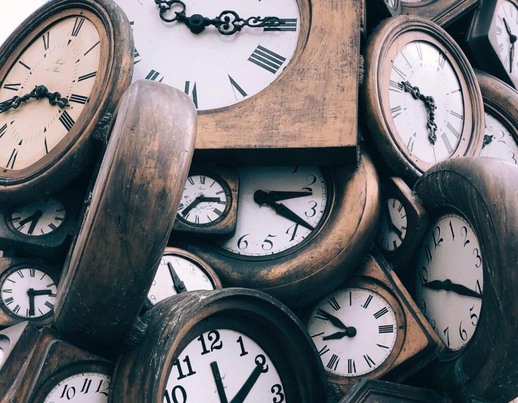 Zeiteinschätzung