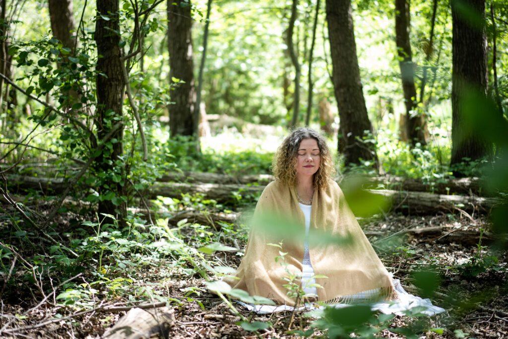 Sylvia Waldowski Meditation